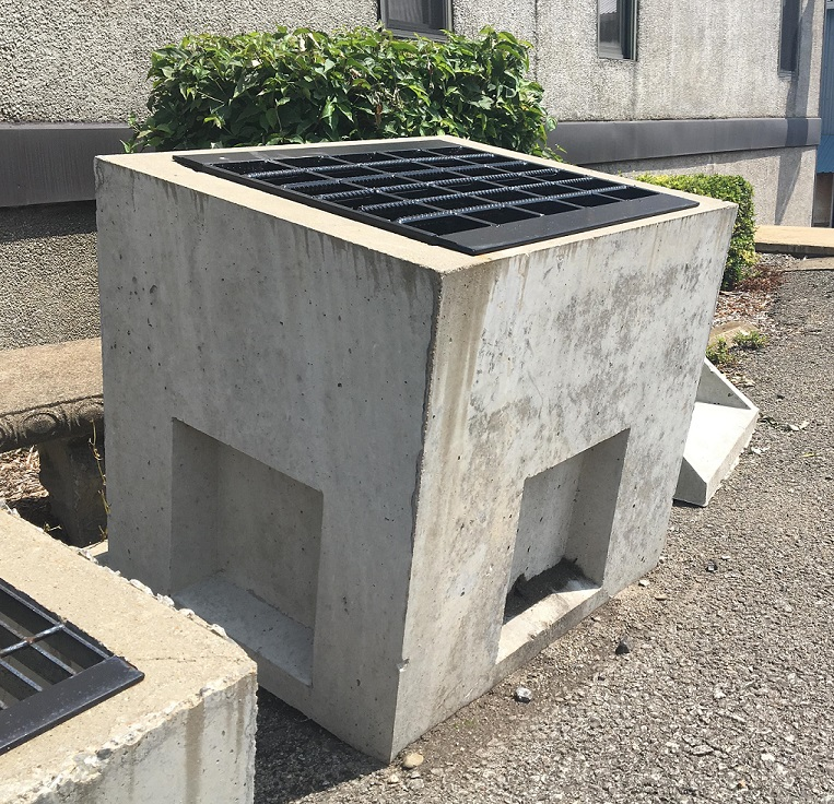 18x24x24 Catch Basin