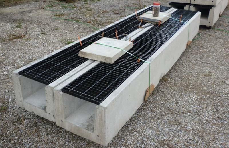 Hampton Concrete Products Precast Concrete Products